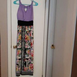 Just Love Boho Chic Maxi Dress